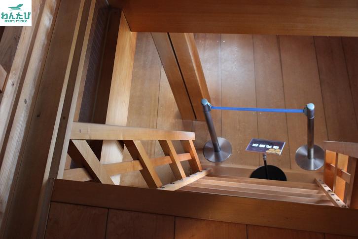 金沢城階段