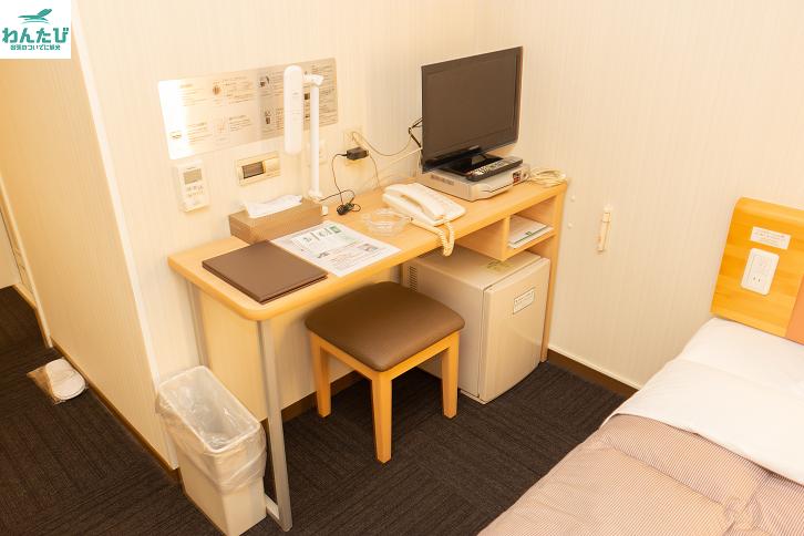 札幌R&Bホテル部屋
