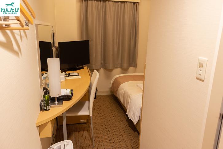 ホテルビナリオ梅田部屋