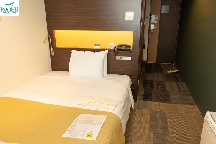 ホテルサンルート千葉部屋