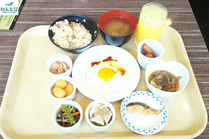アパホテル&リゾート東京ベイ幕張の朝食