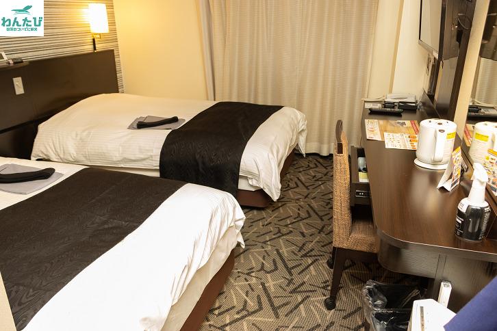 アパホテル&リゾート東京ベイ幕張ウエストウィングの部屋