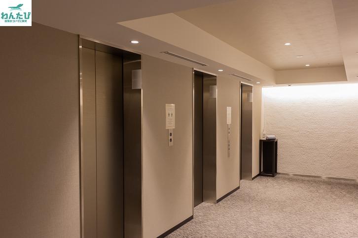 ホテルインターゲート広島エレベーター