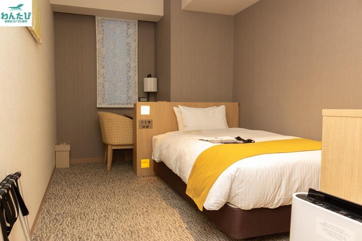 ホテルインターゲート広島の部屋