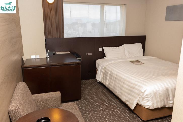 広島ワシントンホテル部屋