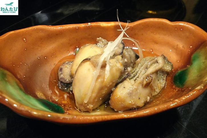 四季祭牡蠣のオイル漬け