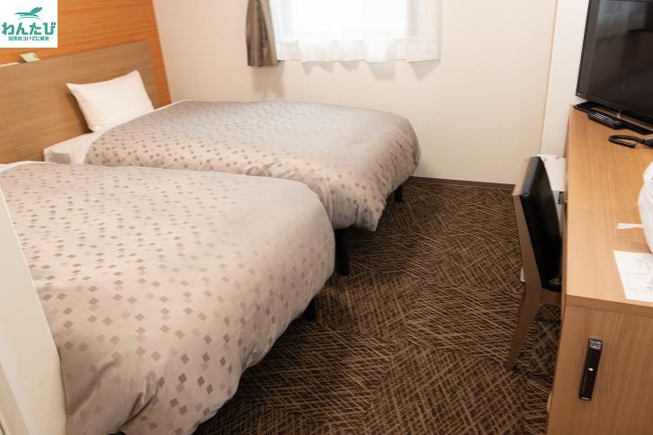 ホテルアストンプラザ広島海田市駅前の部屋